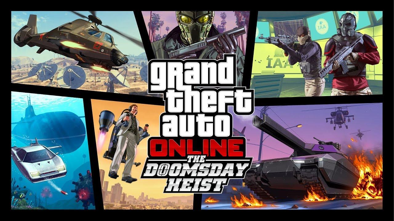 Игра онлайн GTA