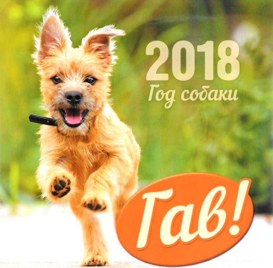 собачий год 2018